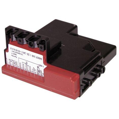 Boîte de contrôle HONEYWELL - S4565 CF 1045 - HONEYWELL SPC : S4565CF1045B