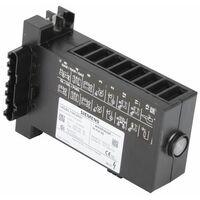 Boîte de contrôle LANDIS & GYR STAEFA - SIEMENS fioul - LMO 82 100C2WH - DIFF pour Weishaupt : 600470