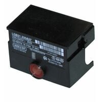 Boîte de contrôle LANDIS & GYR STAEFA - SIEMENS gaz - LGB 21 350A27 - SIEMENS (LANDIS) : LGB21 350A27