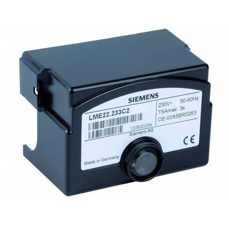 Boîte de contrôle LME 22 233