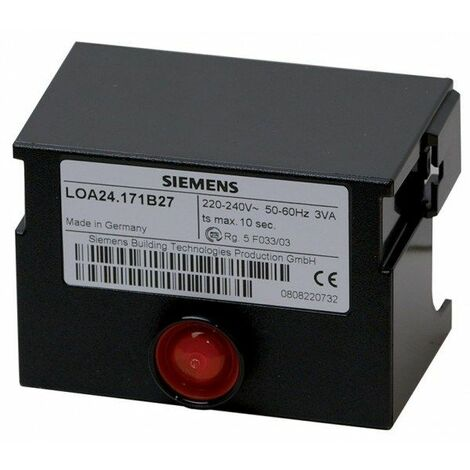 Boîte de contrôle LOA24