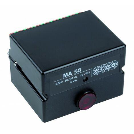 Boite de contrôle MA 55
