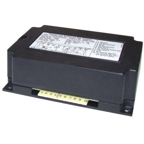 Boîte de contrôle PACTROL - P16DI / S (NF) 400601/V03