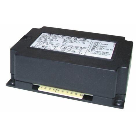 Boîte de contrôle PACTROL - P16FI (CE)406203