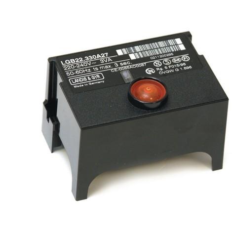 Boite de contrôle Réf LGB22.330A27 SIEMENS