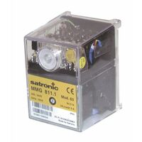 Boîte de contrôle SATRONIC gaz - MMG 811-63 - HONEYWELL BUILD. : 0640420U