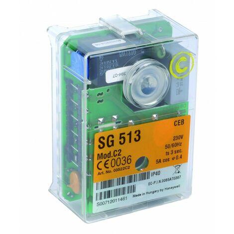 Boîte de contrôle SG 513