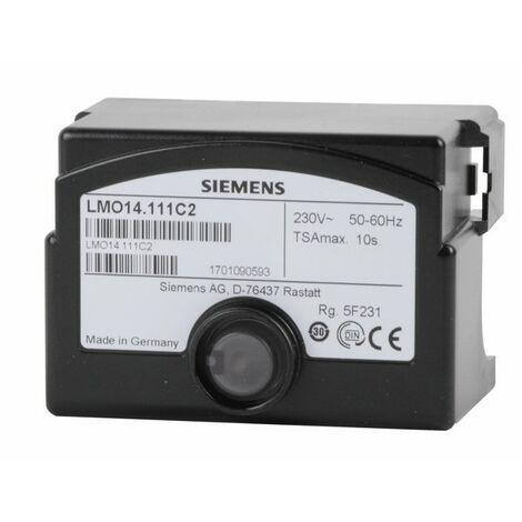 Boîte de contrôle SIEMENS LMO14 - SIEMENS : LMO14 111C2