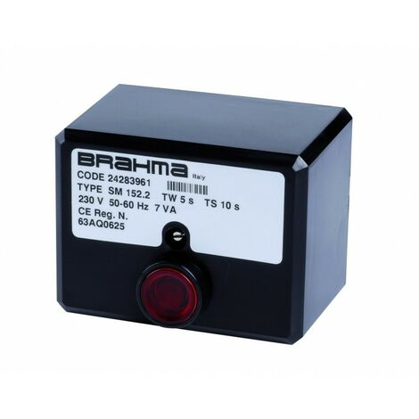 Boîte de contrôle SM 152.2 - Réf 24283961