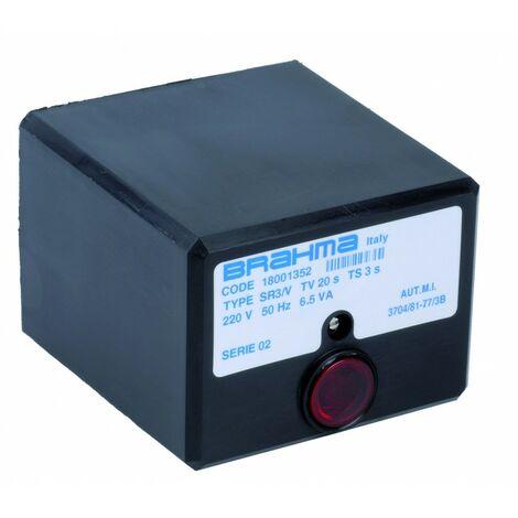 Boîte de contrôle SR3V - réf 18001352