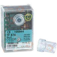 Boîte de controle TF874 Réf 2534U