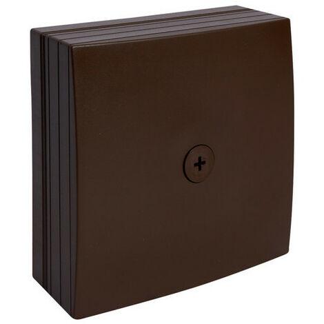 Boîte de dérivation 115x115 Marron (ATA711598014)