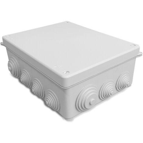 Boîte de Dérivation Étanche 230x180x85 mm PC