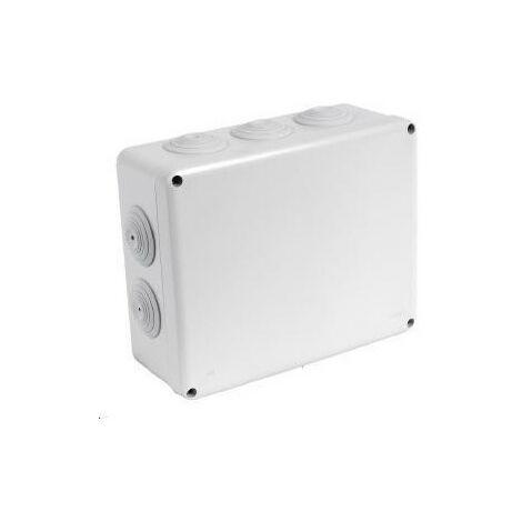 Boîte de dérivation étanche carrée IP55 - Debflex