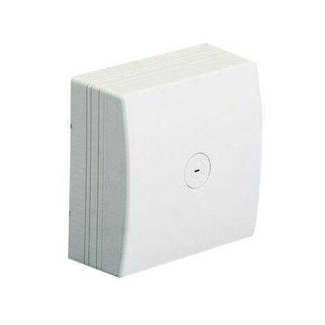 Boîte de dérivation - Pour goulotte 25x17mm - Blanc