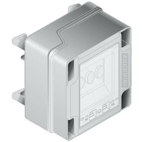 Boîte de dérivation pour mini canalisation MS avec porte fusible D01 16A (ZU51515077)