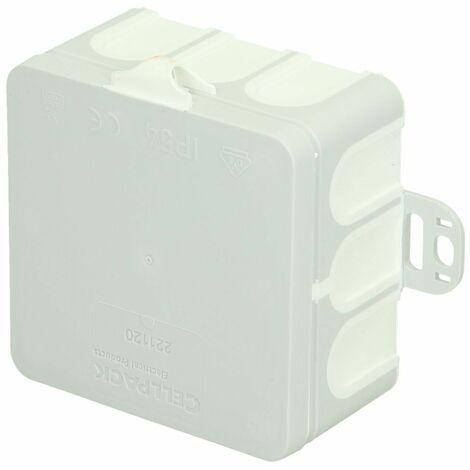 Boîte de dérivation universelle diamètre max. du câble 15 mm