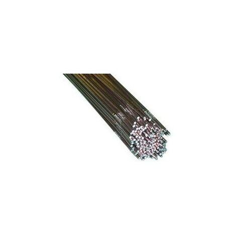 Boite de fil TIG acier - ø 2.4mm - 1m - 5kg