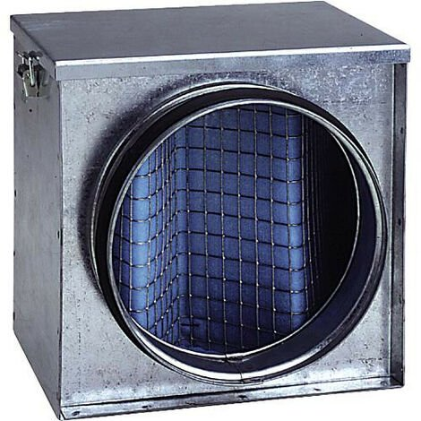 Boite de filtre a air avec filtre G4 Type MFL-200