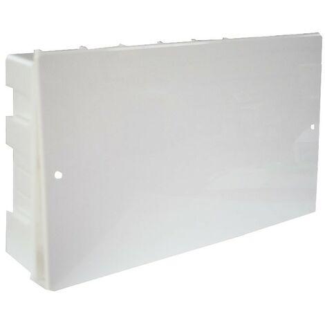 Boîte de Giacomini plastique collecteurs 520x300x90mm R595BY001