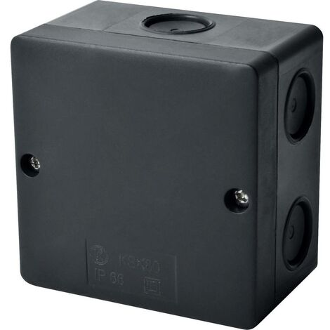 Boîte de jonction KOPOS Abzweigdose KSK 80_FA (l x H x P) 81 x 81 x 54 mm 1 pc(s)