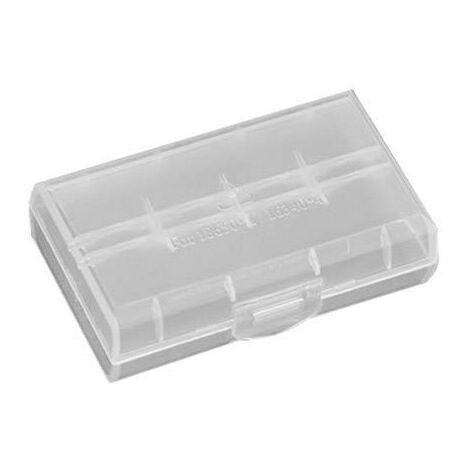 Boîte de piles 18650, 16340 Soshine SBC012 (L x l x H) 72.2 x 44.6 x 22.2 mm C652611