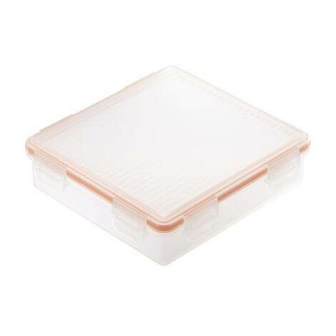 Boîte de piles 18650 Basetech BT-2125965 (L x l x h) 87 x 84 x 24 mm