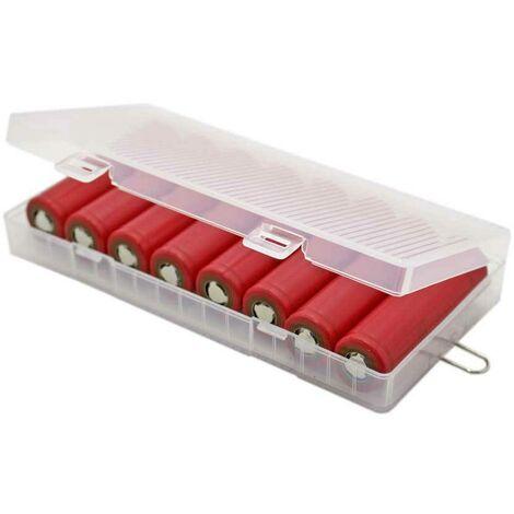 Boîte de piles 18650 Soshine SBC024 (L x l x H) 156 x 78 x 25 mm C652681