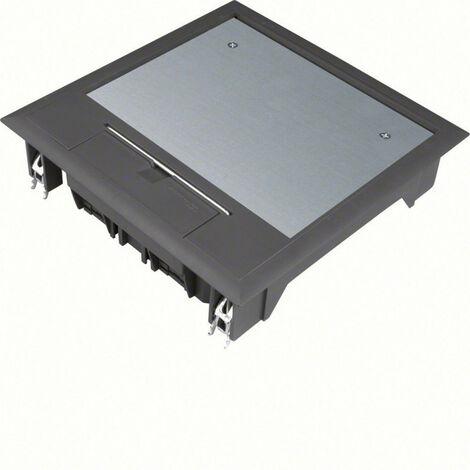 Boîte de sol 12 modules grise (VQ06059005)