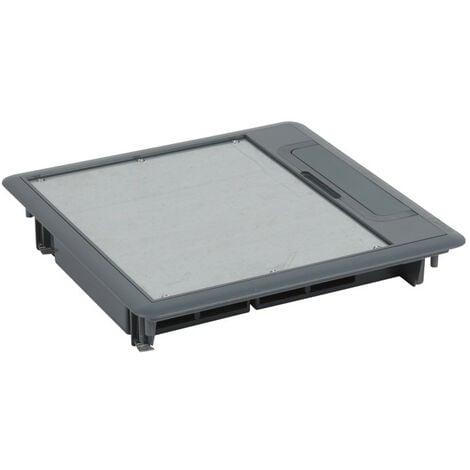 Boîte de sol épaisseur 50mm 16 modules verticaux (28420)