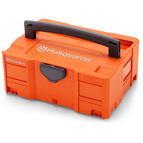 Boite de transport pour batterie et chargeur - HUSQVARNA - 585428701