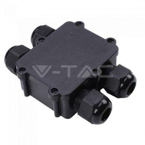 Boite Dérivation étanche 0.5-4mm2 Ip68 Vt-871-w V-TAC