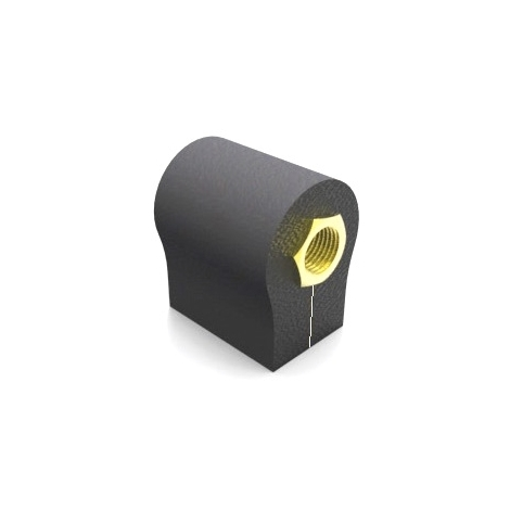 """Boîte d'isolation à coller K-Box RBX pour vanne d'équilibrage STAD - 1"""" - DN25"""