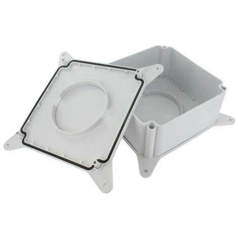 Boîte électrique pour comble à percer 180x180x75 mm - BLM