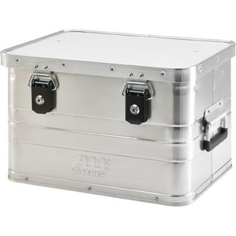 Boîte en aluminium série B, Dimensions extérieures : 580 x 380 x 275 mm, Dimensions intérieures 550 x 350 x 245 mm, Poids 3,6 kg