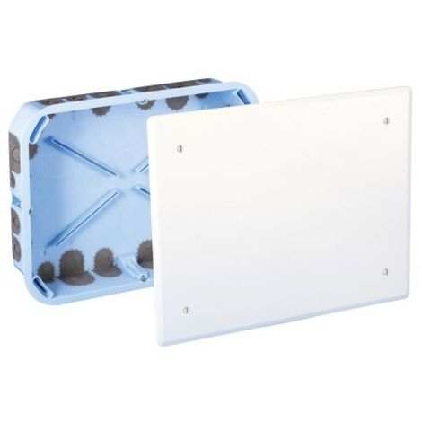 Boîte encastrée cloison sèche 140x140x50 mm RT2012