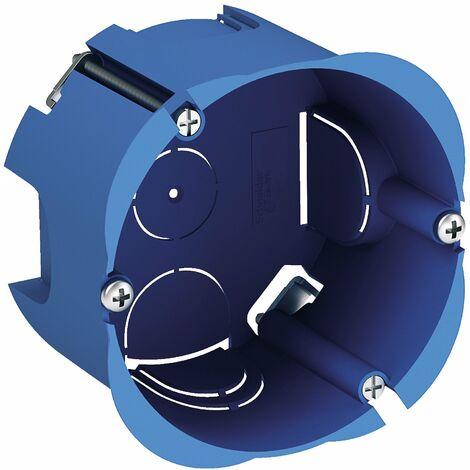 Boite Encastrement Diam.85 Prof 50 Schneider Electric Multifix Plus