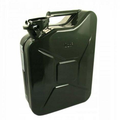 Boîte métallique de 20 litres avec boîte métalliqu