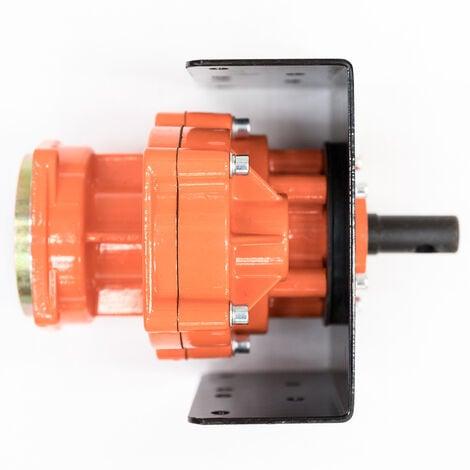 Boîte réductrice de transmission pour moteur de tarière thermique 4T 75 CC