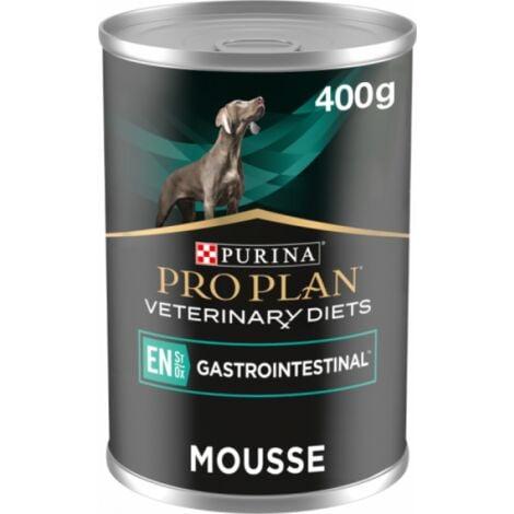 Boîtes Pro Plan Veterinary Diet Gastrointestinal pour chiens 12 boîtes 400 g
