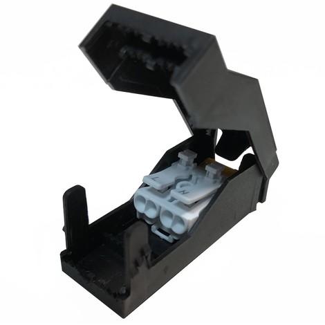 Boîtier Anti-Parasite MKP-X2 avec condensateur