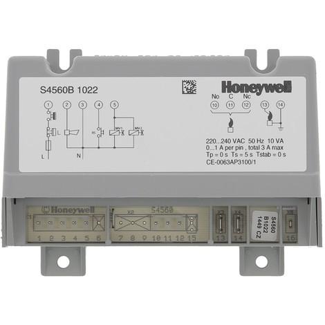 Boîtier d'allumage et de contrôle Réf S4560B 1022U