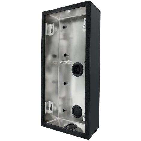 "main image of ""Boitier de montage en saillie pour Interphone IP Doorbird D2101V RAL7016 - Gris"""