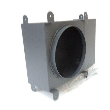 Boîtier d'encastrement 215x325x130mm pour plafonniers ø 175mm BEGA 10776