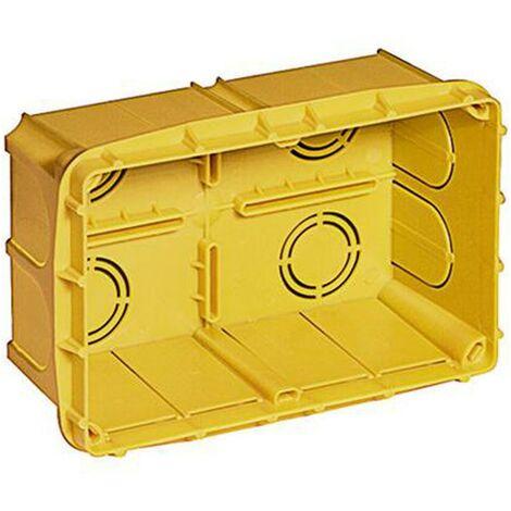 Boîtier d'installation et de raccordement 92x92x45 cm gw48001