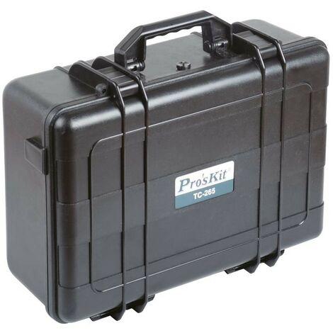 Boîtier d'instrument de précision Plastique ABS étanche 455.0x340.0x175.0mm Proskit TC-265