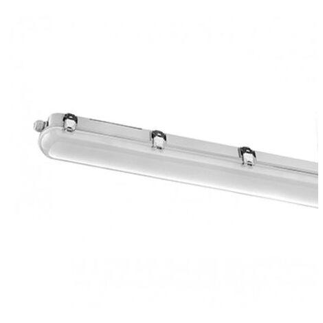 Boitier étanche IP65 LED intégrées 36W (320W) Blanc jour 4000°K Dépoli
