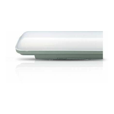 BOITIER ETANCHE LED INTEGR 36 W 3000°K IP65 1198x85 3100LM TRA