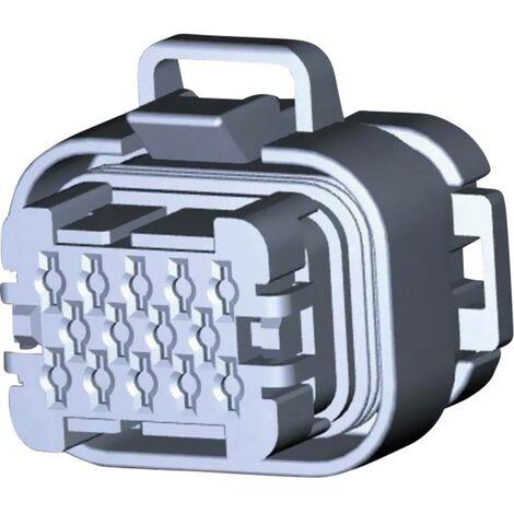 Boîtier femelle pour câble série AMPSEAL TE Connectivity AMPSEAL 776273-5 Nbr total de pôles 14 1 pc(s)