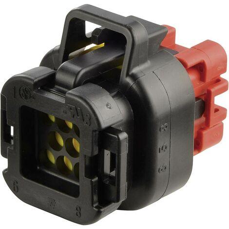 Boîtier femelle pour câble série AMPSEAL TE Connectivity AMPSEAL 776286-1 Nbr total de pôles 8 1 pc(s)